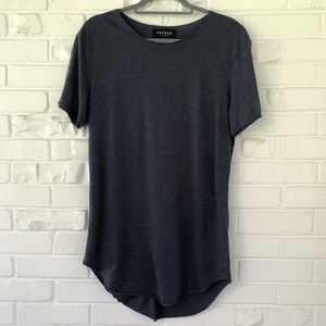 Pacsun Longer Fit Short Sleeve Tee Size Small